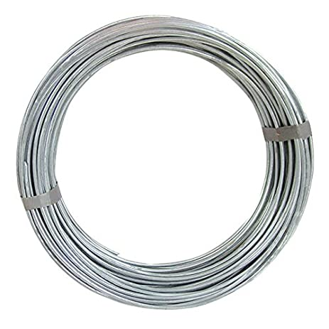 Ook 50140 50\' 9 Gauge Galvanized Steel Hobby Wire - - Amazon.com