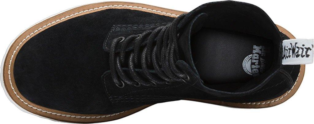 Dr. Martens Women's Pascal Leather Combat Boot B01IDUZSG4 6 M US|Black UK / 8 B(M) US|Black M Soft Buck 00bbfa