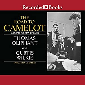 The Road to Camelot Audiobook