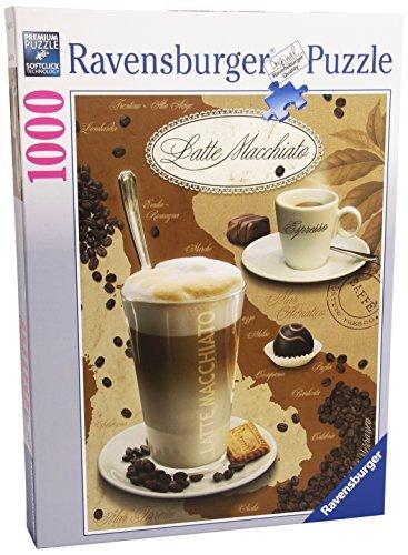 Price comparison product image Ravensburger Latte Macchiato 1000 Piece Puzzle by Ravensburger