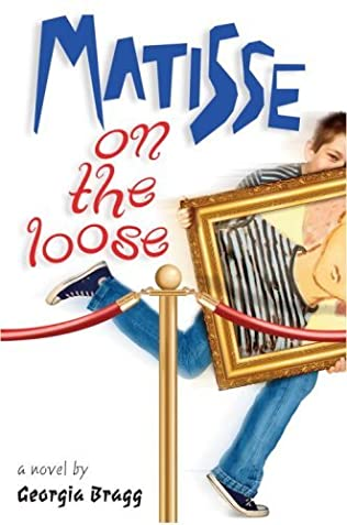 book cover of Matisse On the Loose