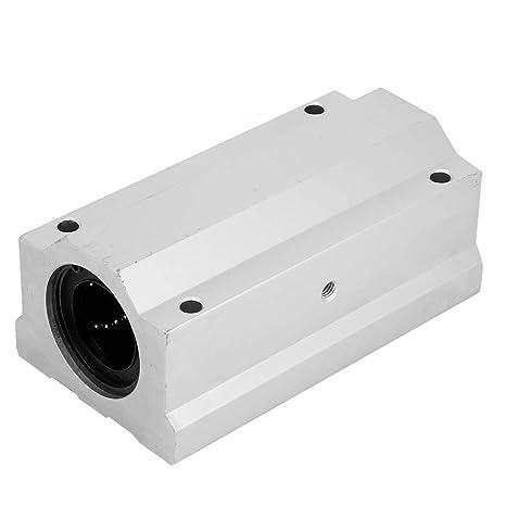 SCS30LUU Aleación de Aluminio Deslizamiento lineal Movimiento ...