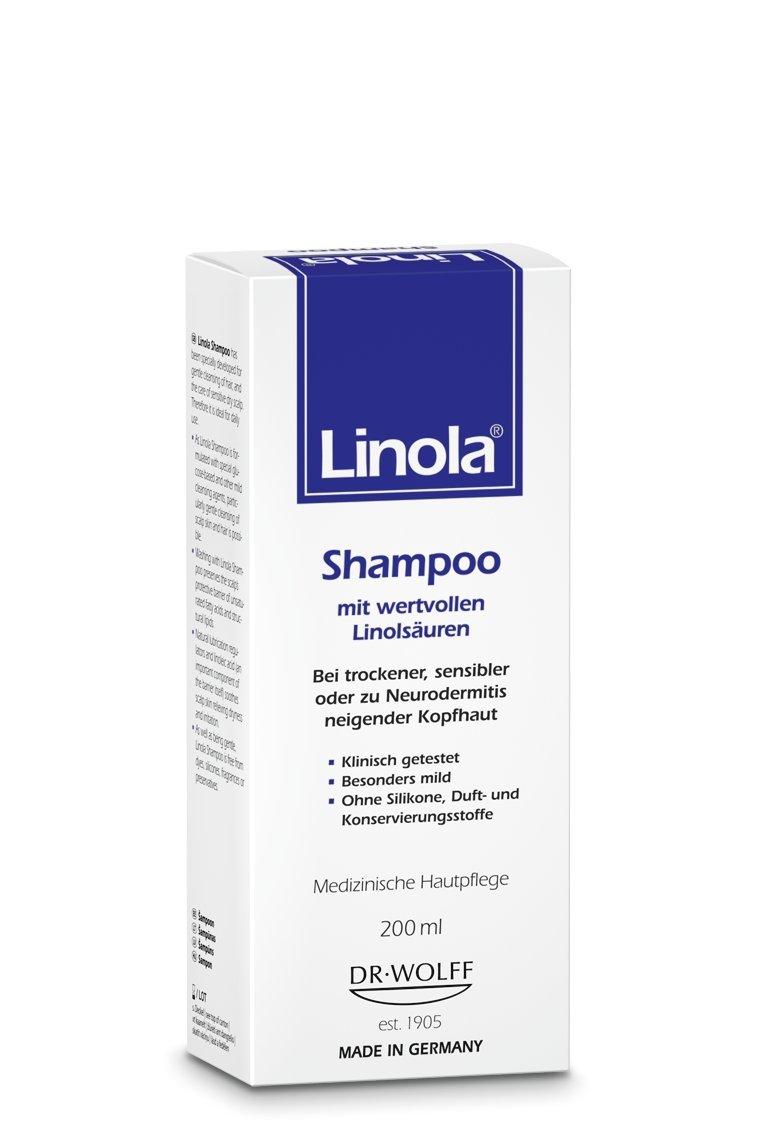 Linola Shampoo 200 Ml Für Trockene Empfindliche Oder Zu