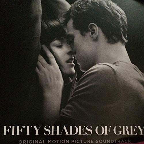 LP-FIFTY SHADES OF GREY-OST -LTD RED VINYL-