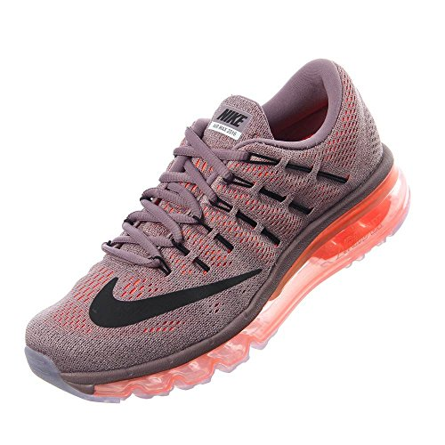 Nike Air Max 2016, Womens, Purple Smoke/ Hyper Orange/ Vi...