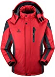 Men's Waterproof Outdoor Coat Fleece Windproof