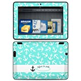 "Kindle Fire HDX 8.9"" Decal/Skin Kit, Refuse to Sink"