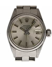 Date swiss-automatic womens Watch 6519 (Certified Pre-owned)
