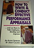 img - for How to Write & Conduct Effective Performance Appraisals book / textbook / text book