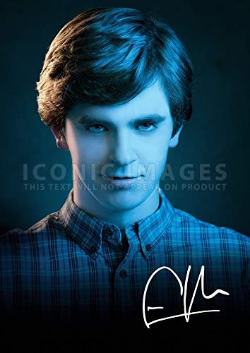 Freddie Highmore Bates Motel Large Wall Art Poster Print