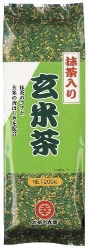 お茶の丸幸 抹茶入り玄米茶 200g×10袋