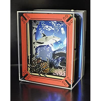 ensky Paper Theater Light-up case: Toys & Games