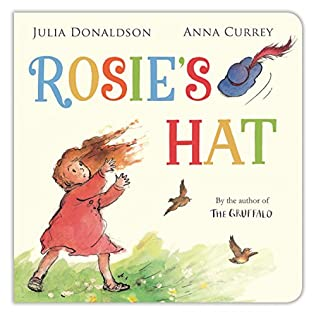 book cover of Rosie\'s Hat