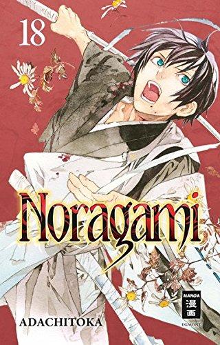 Noragami 18 Taschenbuch – 5. Oktober 2017 Adachitoka Ai Aoki Egmont Manga 3770494369