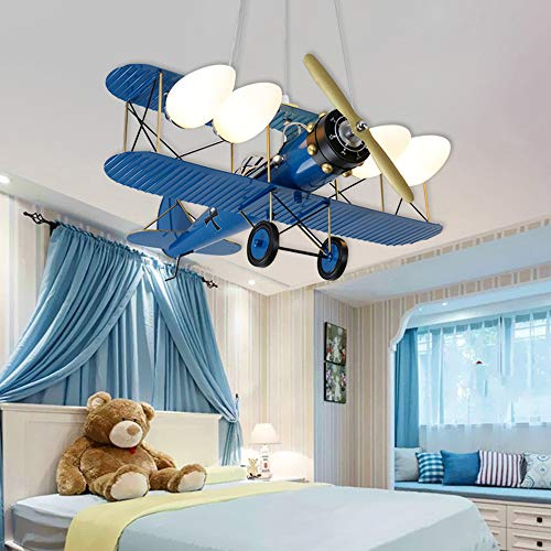 Chandeliers Lovely Cartoon Children Room Led Pendant Lamp Girl Bedroom Princess Room Lamp Personality Originality Butterfly Pendant Lamp