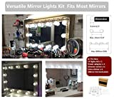 Waneway Vanity Lights for Mirror, DIY Hollywood