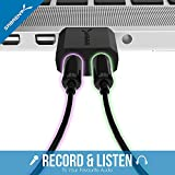 Sabrent USB External Stereo Sound Adapter for