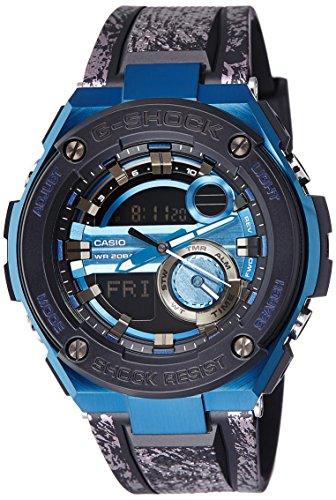Casio Women's G-Shock GST200CP-2A Multi Resin Quartz Watch