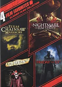 4 Film Favorites: Slasher Films Collection (4FF)