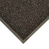 Carpeted Entrance Mat, Black, 3ft. x 5ft.