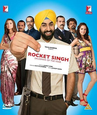 Rocket Singh - Salesman of the Year 2009 - Ranbir Kapoor - Bollywood - Indian Cinema - Hindi Film Reino Unido DVD: Amazon.es: Ranbir Kapoor, Shazahn Padamsee, Prem Chopra, Mukesh Bhatt, Gauhar