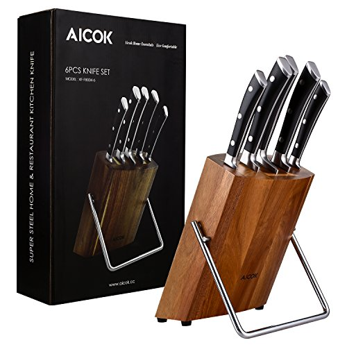 Aicok Kitchen Knife Set
