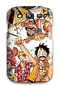 For Galaxy S3 Fashion Design One Piece Mirror Anime Pict Case-hTYCPfe170ZCsVo by icecream design