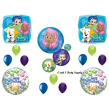 NEW Bubble Guppies XL Birthday Party Balloons Decorations Supplies NEW! by Qualatex by Qualatex by Qualatex
