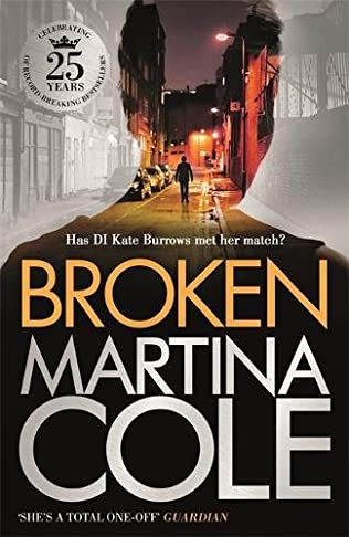book cover of Broken