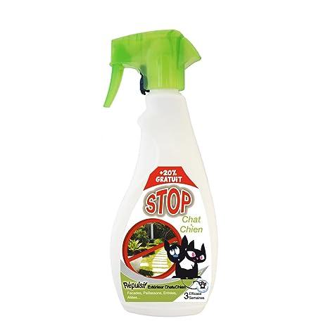 Agecom – Repelente de exterior para perros y gatos, 500 ml, producto repelente en