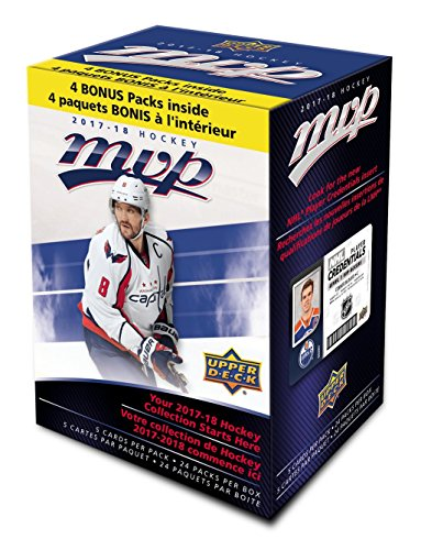 2017-2018 Upper Deck MVP Hockey Value - Draft Deck Box