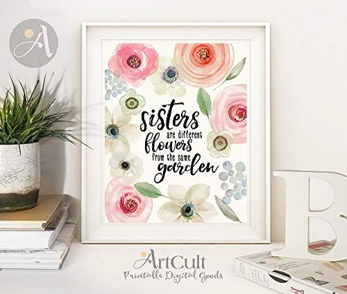 Harvey Printable Artwork Digital Download Love Quote No-Frame
