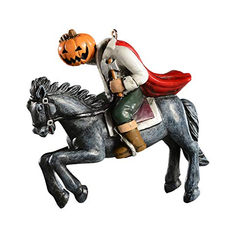 HorrorNaments Horseman Horror Ornament - Scary Prop and Decoration for Halloween, Christmas, Parties and Events