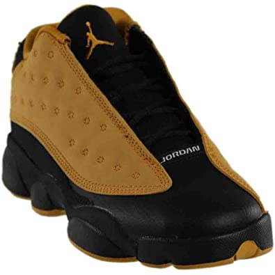 get cheap 67cd4 2492b Nike Air Jordan 13 Retro Low BG Black/Chutney 310811-022 (Size: 6.5Y)