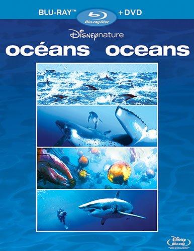 Disneynature: Oceans [Blu-ray]