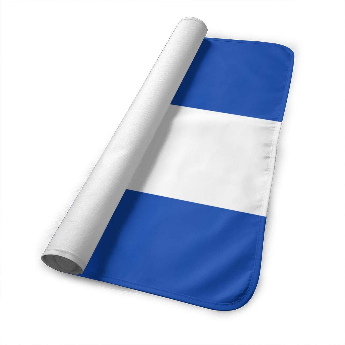 Flag of El Salvador Breathable Urine Mat Waterproof Changing Pad for Baby Washable Mattress Pad Sheet Protector
