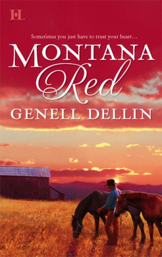 book cover of Montana Red