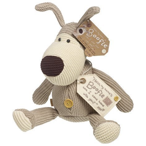 Boofle- Large Pup - Hello My Name Is Boofle Can I Come Ho...