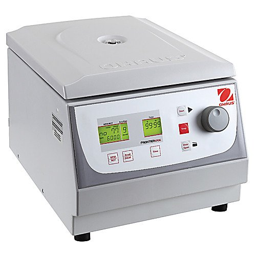 Ohaus 30130875 Model FC5706 Frontier 5000 Series Multi-Function Centrifuge, 230V