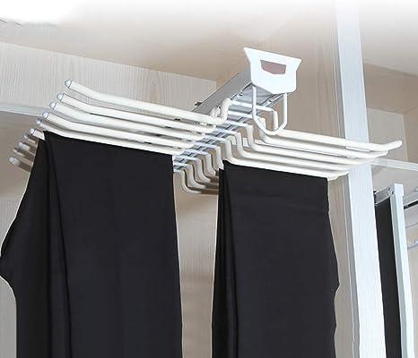 ABS Schalhalter mit 20 Haken Kleiderschrank-Organizer-Rack NOPNOG Drehbarer Krawattenhalter Schwarz