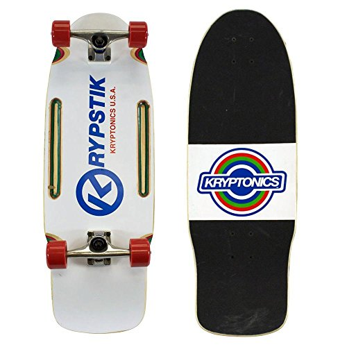 Krypstik 29.75 in. Retro Skateboard
