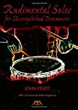 Rudimental Solos for Accomplished Drummers, , 0634023241