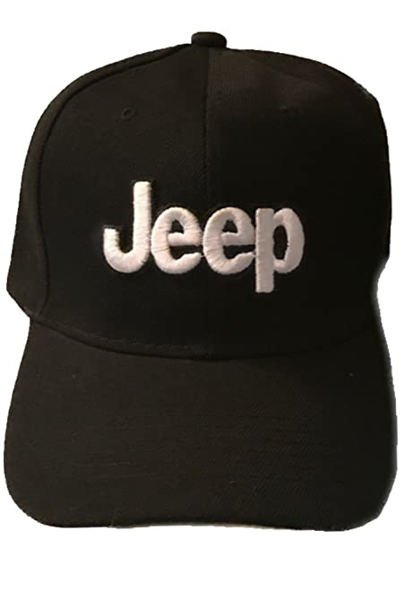 29decc5c Amazon.com: Jeep Baseball Cap Hat Black. New!: Everything Else