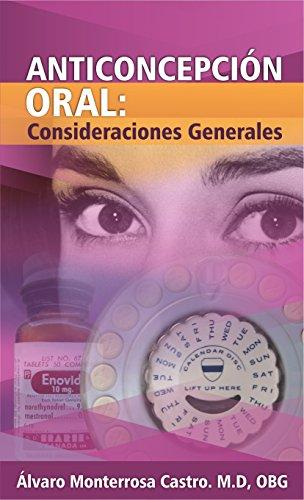 Anticoncepción Oral: Consideraciones Generales