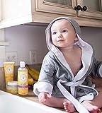 Burt's Bees Baby - Bathrobe, Infant Hooded