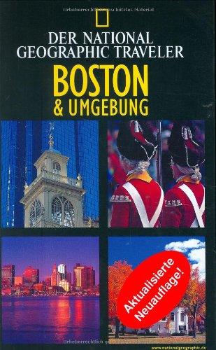 National Geographic Traveler - Boston und Umgebung