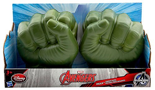 Marvel Avengers Age of Ultron Hulk Smash Fists Roleplay -