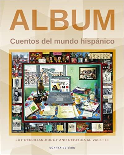 Album (World Languages) 4th Edition, Kindle Edition