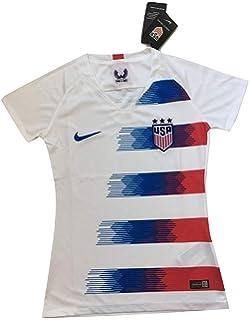 bbd177ab6 Scshirt Morgan  13 USA National Women s Alex Home Jersey White (Medium) -  Soccer