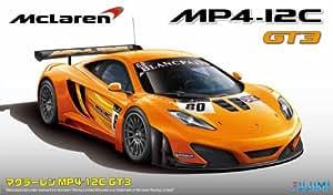 Amazon.com: 1/24 Real Sports Car Series No. 44 McLaren MP4 ...